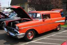 ◆1957 Chevy Sedan Delivery◆ Maintenance/restoration of old/vintage vehicles: the material for new cogs/casters/gears/pads could be cast polyamide which I (Cast polyamide) can produce. My contact: tatjana.alic@windowslive.com