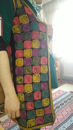 Freeform Crochet, Filet Crochet, Crochet Stitches, Crochet Patterns, Crochet Jacket, Crochet Cardigan, Pull Crochet, Knit Crochet, Crochet World