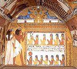 Egypt: The Tomb of Sennedjem in the Necropolis of Deir el-Medina