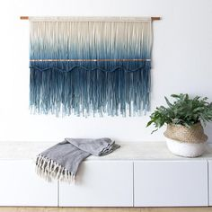 Large Fiber Wall Art Macrame Wall Hanging Macrame Wall Art