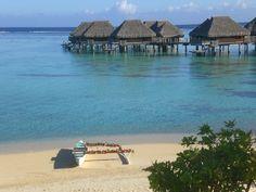 Tahiti - Moorea, Hilton Hotel Bliss