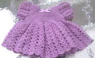 When you hear a friend, family member, or coworker is going to have a little baby girl, who can possibly resist making a new crochet baby dress? Description from crochetville.com. I searched for this on bing.com/images