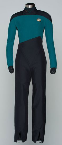 Star Trek The Next Generation Premier Line Women's Jumpsuit From Anovos