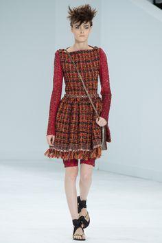 Chanel - Autumn/Winter 014015