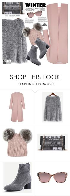 """""""Shein 5/10"""" by mell-2405 ❤ liked on Polyvore featuring WithChic, Eugenia Kim and Maui Jim"""