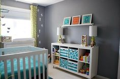 A Photographic Ode to IKEA's Expedit in Kids' Rooms | Apartment Therapy