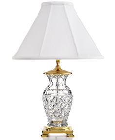 waterford table lamp kingsley