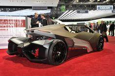 Geneva Sbarro's Evoluzione Shows Lamborghini How It's Done Lamborghini Supercar, Koenigsegg, Bugatti Veyron, Ferrari 458, Luxury Hybrid Cars, Luxury Cars, Los Cars, Geneva Motor Show, Car Manufacturers