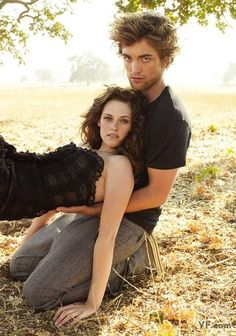 Outtakes from the Twilight Shoot | Vanity Fair