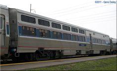 amtrak viewliner car | Amtrak Viewliner Dining Car #8400