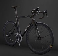 BMC impec matte black noble version. So stealth. So advanced. It makes anyone in the saddle look pro.