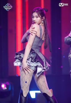 Kpop Girl Groups, Korean Girl Groups, Kpop Girls, Stage Outfits, Kpop Outfits, Fashion Outfits, Nayeon, Asian Woman, Asian Girl