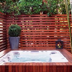 Do You Have a Hot Tub?