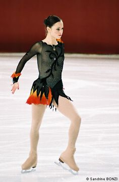 Figure skaters upskirt