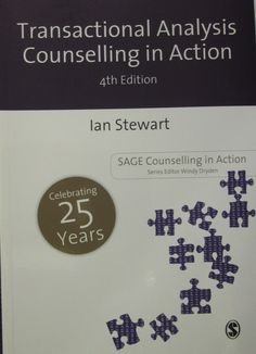Transactional analysis counselling in action (2014)