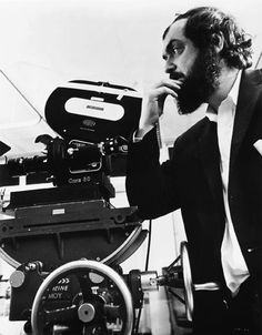 The great Stanley Kubrick