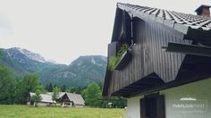 Our beautiful little hide-away in the mountains of Slovenia.