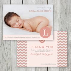 baby boy birth announcement watercolor birth announcement