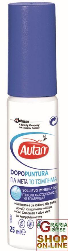 AUTAN DOPOPUNTURA SPRAY DOPO PUNTURA DI ZANZARE ml. 25 https://www.chiaradecaria.it/it/cura-della-persona/803-autan-dopopuntura-spray-dopo-puntura-di-zanzare-ml-25-8002030142837.html