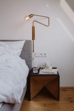 A Bedside Story: Einblicke Auf Unsere Nachttische Essentials, Bedside, Floating Nightstand, Sweet Home, Table, Sleep, Inspiration, Furniture, Home Decor