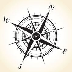 Nautical Star stock photos and royalty-free images, vectors and illustrations Small Tattoos, Tattoos For Guys, Cool Tattoos, Tatoos, Compass Drawing, Compass Tattoo Design, Sextant Tattoo, Nautical Interior, Vinyl Poster