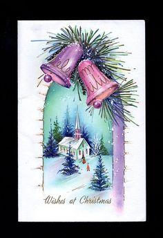 Christmas Card   ~   (JV 12)