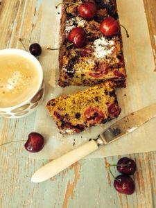 Loredana Sandu...retete pentru toate gusturile: Chec cu ciocolata si cirese