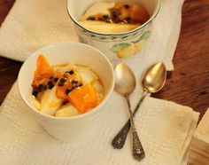 Tropical Panna Cotta — Family Foodie