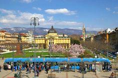 Zagreb - Trg kralja Tomislava