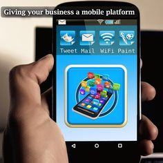 A #mobile_app will give your company a new edge on how to #communicate with your clients and to put out your ideas in a well defined and efficient manner. At Webtree Media Solutions, we help you to #design an attractive mobile app. For more information about our services, do visit our website at www.webtreeonline.com — in Bahrain.