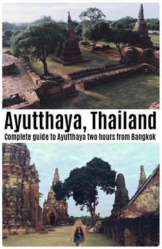 Complete guide to Ayutthaya two hours from Bangkok