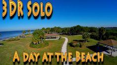 3DR Solo Drone: 3D Robotics Solo, A Beach and a - http://zerodriftmedia.com/3dr-solo-drone-3d-robotics-solo-a-beach-and-a/