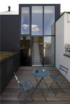 House J & M by Bruno Vanbesien via desire to inspire