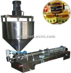 Peanut butter filling machine - China Peanut butter filling machine