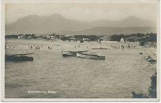 CAPE OF GOOD HOPE SOUTH AFRICA 1930 very fine mint b/w RP postcard GORDON's BAY    eBay