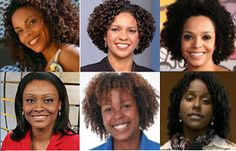 These talented black women are bringing some much needed diversity to the newsrooms of Brazil's media and into Brazilian homes. They are talented, respected, competent and also beautiful!