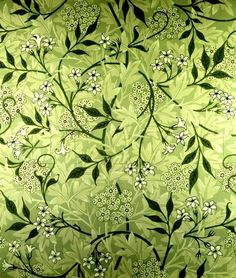 William Morris patterns have been popular since the end of the 19th century and have never lost their appeal. Description from drapcushions.com. I searched for this on bing.com/images