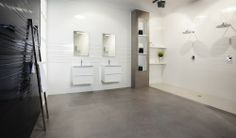 #grespania Crystal 31.5x100 rectified ceramic wall Beri Grespania Cevisama 2014 · Creative Studio - Projects Interior Decoration comprehensive reforms, Design, Valencia, Castellón