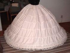 The Petticoat Queen. Valeria Linares · armados de vestidos 3301528c9e03