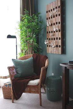 Benjamin Moore Gray And Bedrooms On Pinterest