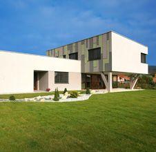 Dom s terasou Limbach, Slovensko Architekti Šebo Lichý