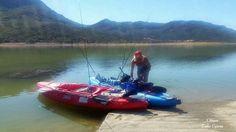 Jornada de pesca en el García Sola