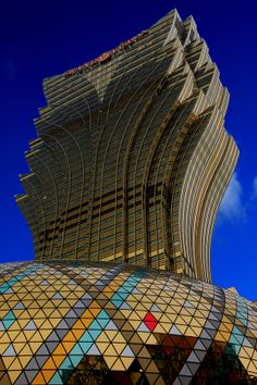 Grand Lisboa,Macau, China