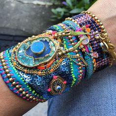 #depetra #cosmiceye #bracelets (at De Petra)