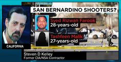 A former NSA and CIA contractor says he has to come clean about the San Bernardino shooting, which he says did not happen the way the media and law enforcement are claiming. The official narrative is that last Wednesday, Syed Rizwan Farook, 28, and Tashfeen Malik, 29, stormed a holiday party in San Bernardino, California, shooting and killing 14 people and injuring 21 others. This marks the...