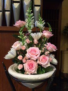 Chapel floral 8-16