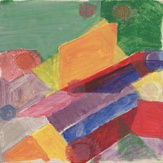 Paul Drissen, koppelt de invloed van modernistische abstractie aan de hedendaagse schilderpraktijk. Daarbij maakt hij werken die de nadruk leggen op het gebruik van fragiele, soms grillige gebaren en kwetsbare materialen die zachte geometrische vormen en lijnen naast elkaar plaatsen.