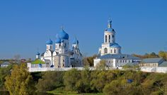 Bogolyubovo - a village in Russia in the Suzdal area of the Vladimir region. The village is included in the list of historical cities of Russia.