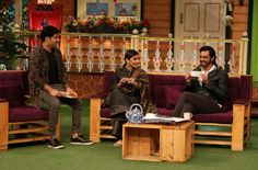 The ban put by PM Narendra Modi on Rs 500 and Rs 1000 notes is one of the hot topics in the country. Arjun Rampal and Vidya Balan along with Kapil Sharma will be seen giving a witty take on the same in the upcoming episode of The Kapil Sharma Show.