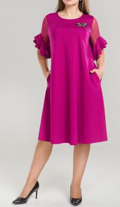 Modest Dresses, Plus Size Dresses, Plus Size Outfits, Cute Dresses, Casual Dresses, 1940s Fashion Dresses, Candy Dress, Mother Of Groom Dresses, Dresses Kids Girl